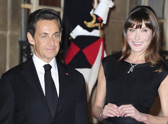 Carla Bruni et Nicolas Sarkozy amoureux comme au premier jour, en attendant bébé !