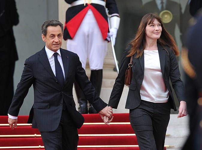"""Carla Bruni-Sarkozy : elle ne """"sacrifiera plus"""" sa carrière pour son mari s'il était réélu !"""
