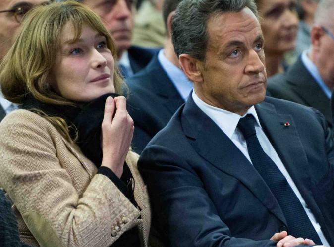 Carla Bruni : tellement amoureuse de son Nicolas qu'elle aimerait mourir avant lui !