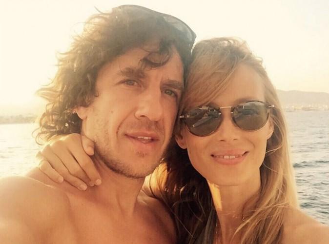 Carles Puyol : Sa compagne est de nouveau enceinte. Découvrez le sexe du bébé