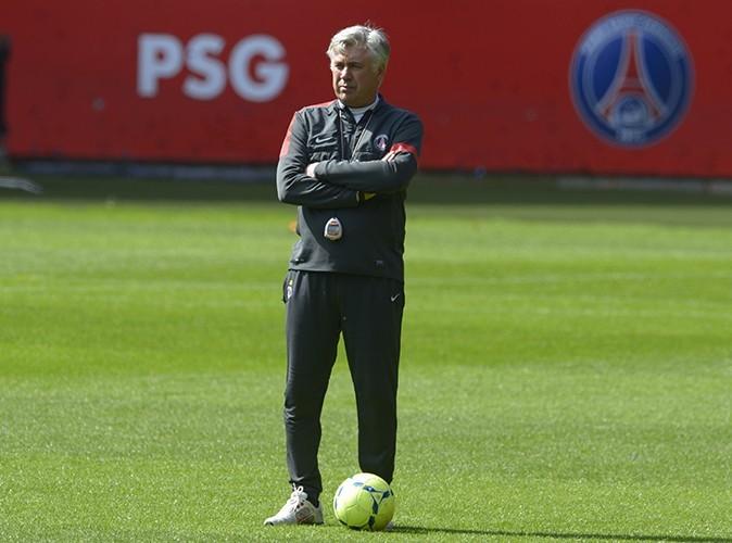 Carlo Ancelotti : l'entraîneur du club quitte le PSG ce week-end !