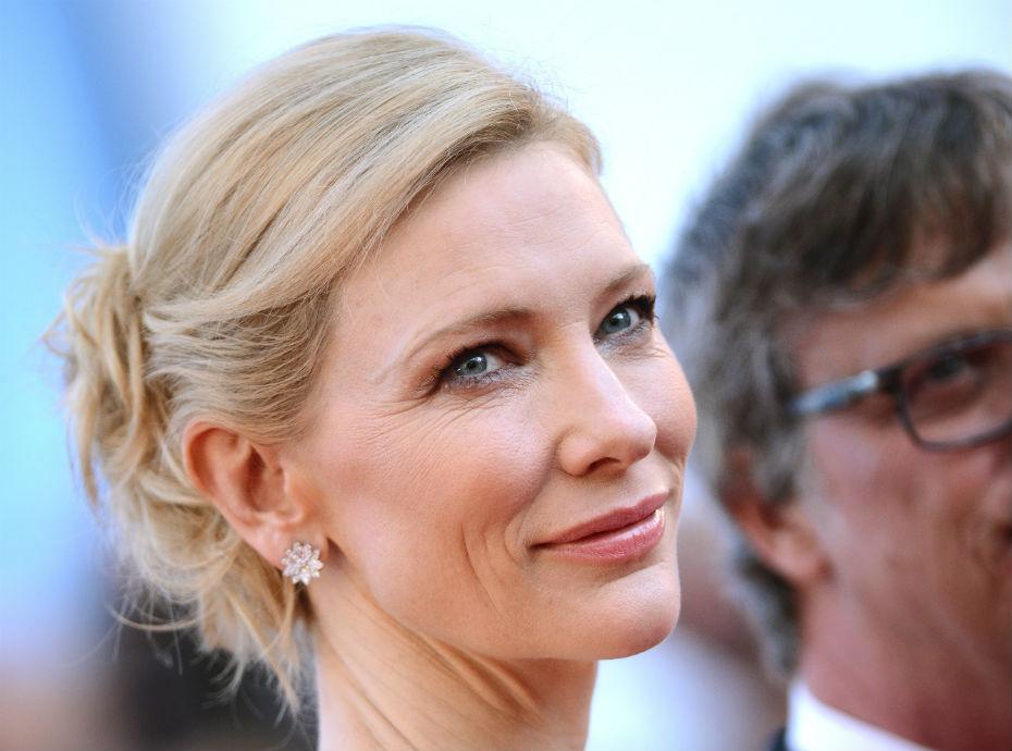 Cate Blanchett : pour son prochain rôle, elle va interpréter une légende hollywoodienne !