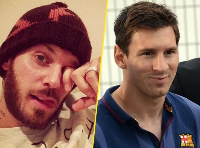"""Célébritweets n°4 : M. Pokora devient """"Robin des Plâtres"""" pendant que le frère de Lionel Messi tacle Cristiano Ronaldo !"""