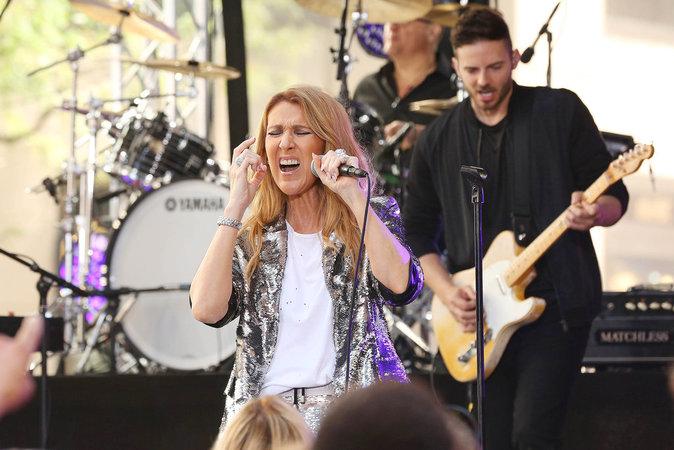 Céline Dion affronte de nouveau le cancer