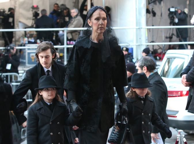 Céline Dion : comment elle a dit à ses petits que René était mort