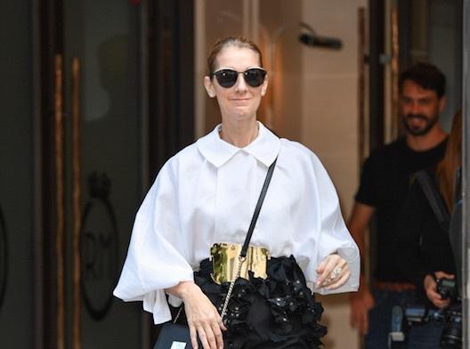 Céline Dion : Elle offre un discours très émouvant pour son retour sur scène à Las Vegas