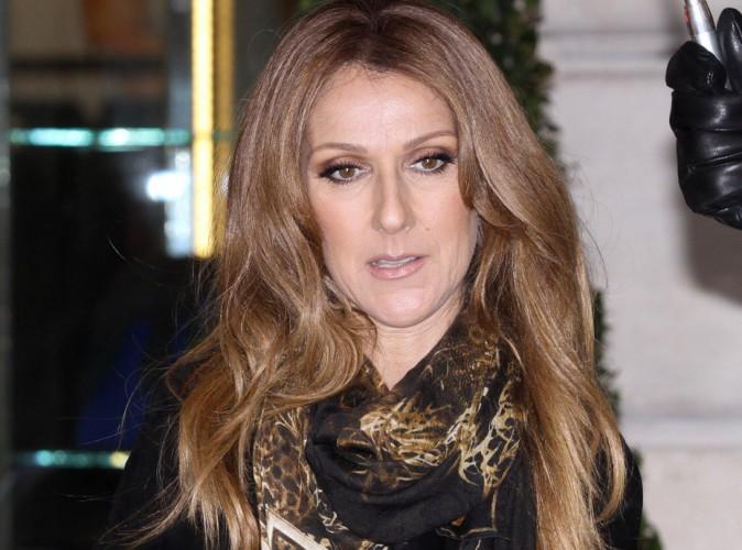 Céline Dion : obligée d'abandonner son show à Las Vegas pour René…