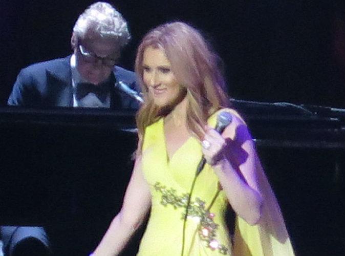 Céline Dion retrouve le sourire pour l'anniversaire de sa mère