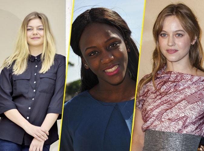 César 2015 : Louane, Assa Sylla, Lou de Laâge : qui sera le meilleur espoir du cinéma ?