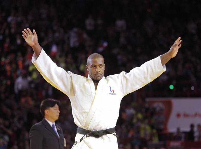 Champion du monde pour la 8�me fois, l'Invincible Teddy Riner fait r�ver la France !