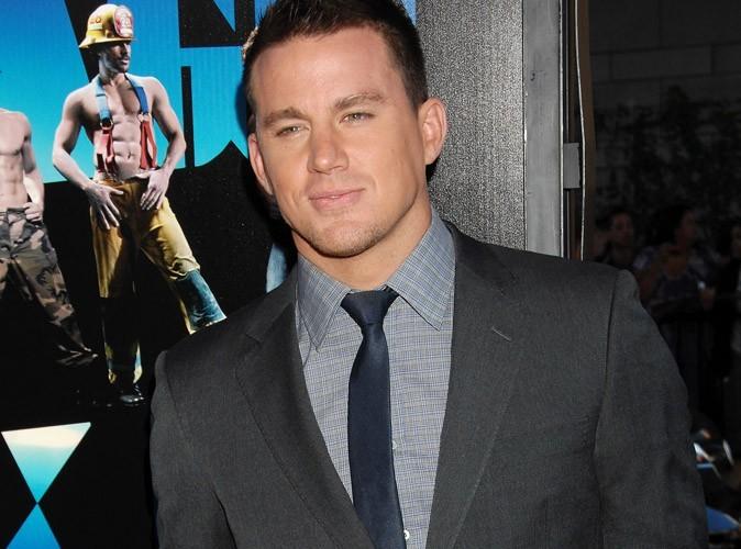 Channing Tatum : la photo d'un strip-tease hot refait surface !