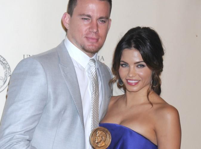 Channing Tatum : le beau gosse primé en même temps que sa sublime femme, Jenna Dewan !