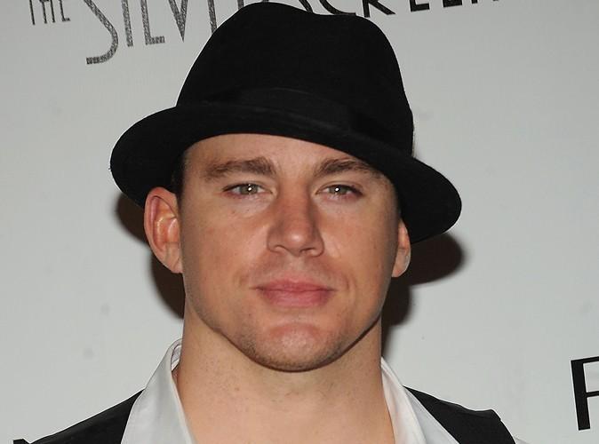 Channing Tatum : le striptease dans la peau !