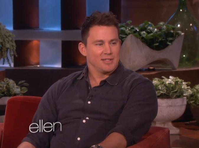 """Channing Tatum : un jeune papa """"gros"""" mais """"heureux"""" !"""