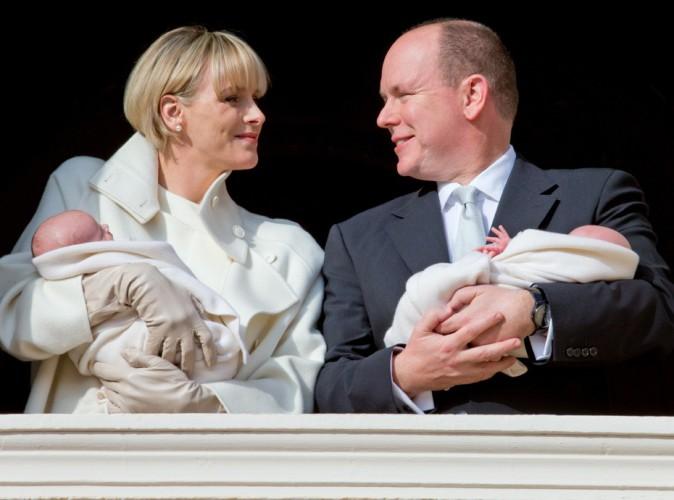 Charlène et Albert de Monaco : leurs jumeaux Gabriella et Jacques seront baptisés le...