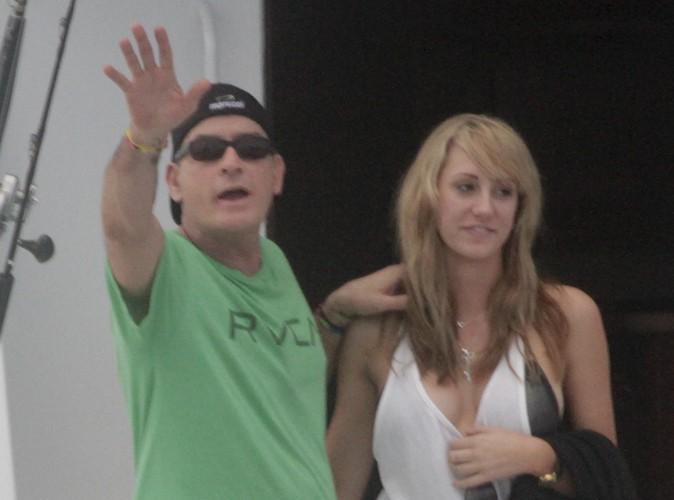 Charlie Sheen : sa fiancée est déjà mariée à un autre !