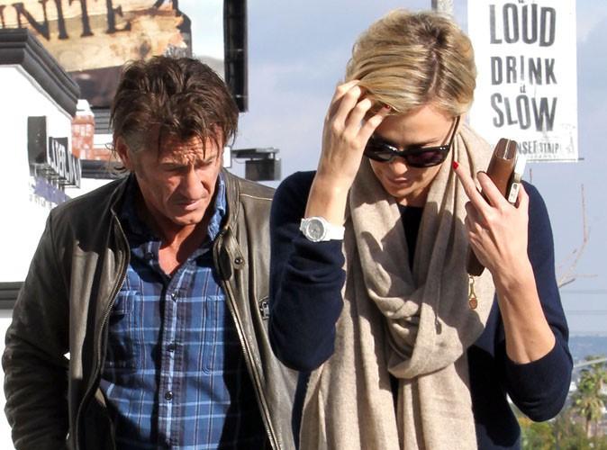 Charlize Theron et Sean Penn : quand ils s'embrassent, c'est passionnément...