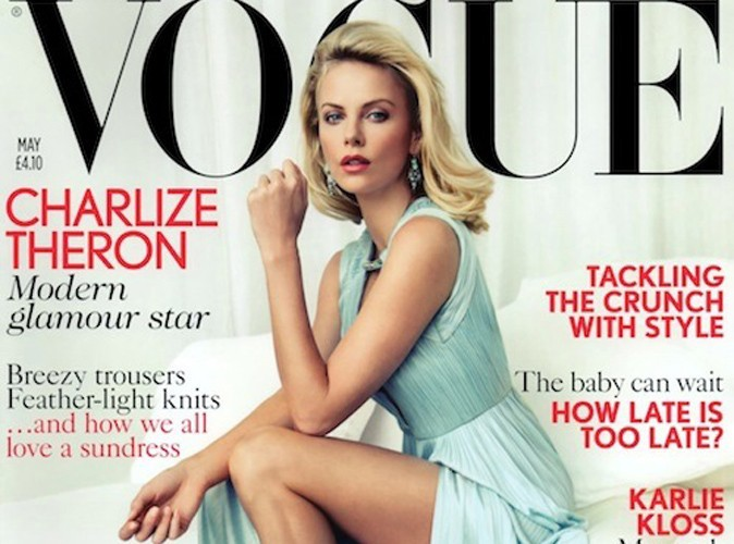 """Charlize Theron : """"Jackson est incroyable, c'est le plus beau des cadeaux"""" !"""