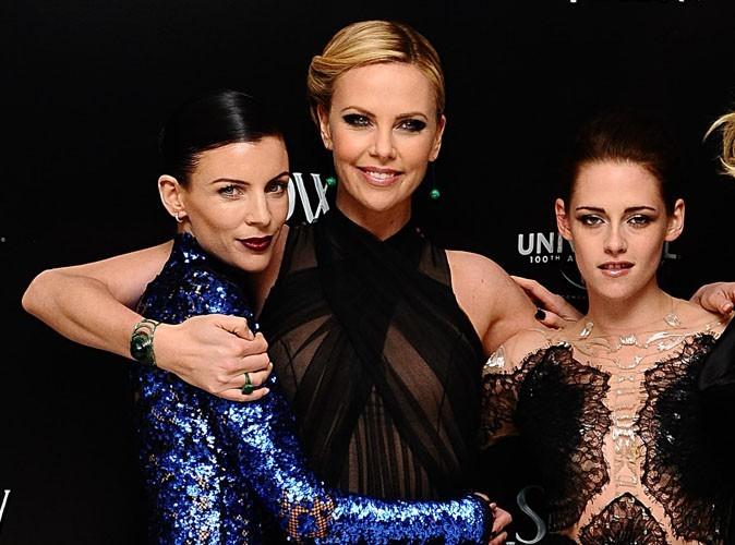 Charlize Theron très en colère contre Kristen Stewart !