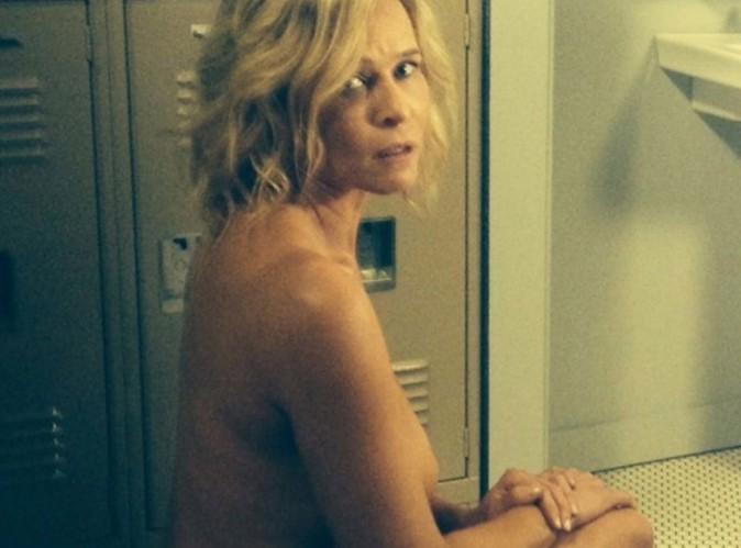 Chelsea Handler : nue, elle se moque des Kardashian sur Instagram !