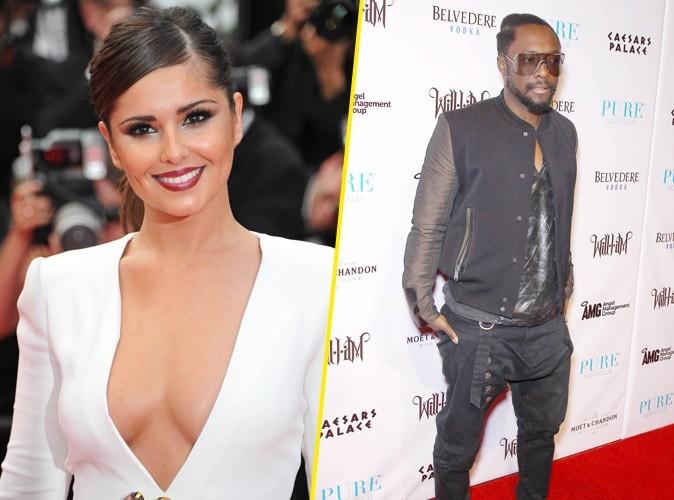 Cheryl Cole virée d'X Factor, Will.I.Am lui apporte son soutien !