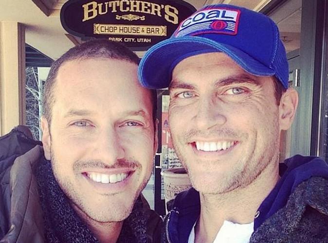 Cheyenne Jackson : 6 mois après son divorce, le beau gosse de Glee est à nouveau en route pour le mariage !