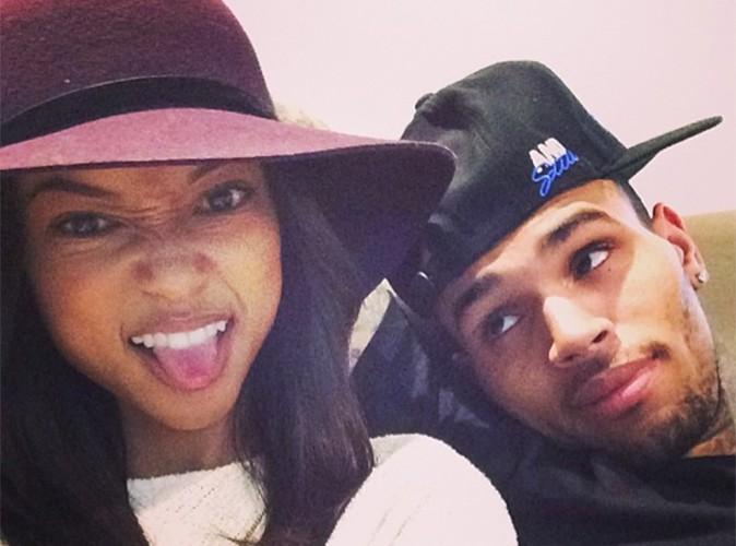 Chris Brown : bye bye Karrueche Tran ?