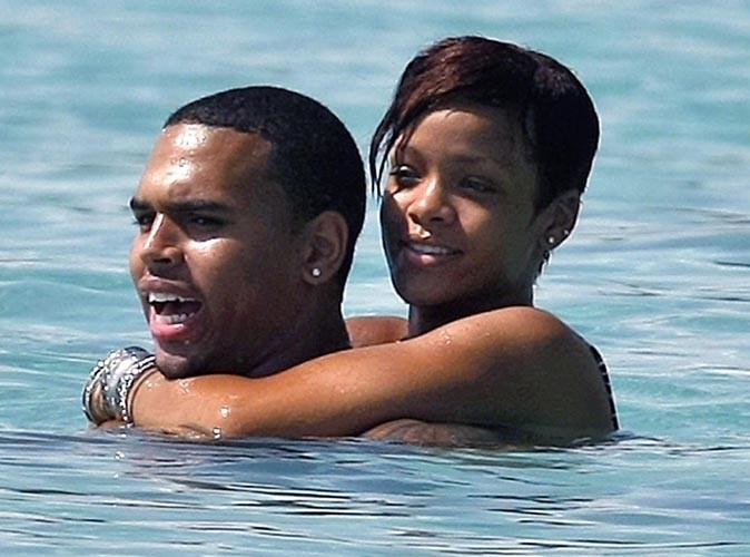 Chris Brown : découvrez la photo sexy qu'il vient d'envoyer à Rihanna ! Du rapprochement dans l'air...