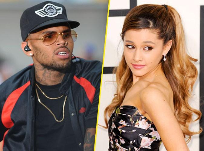 Chris Brown et Ariana Grande : un duo en préparation !