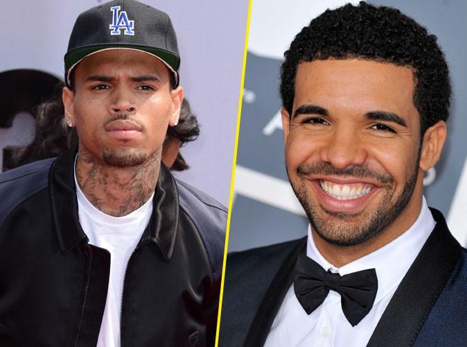 Chris Brown et Drake : poursuivis en justice après leur violente bagarre dans un club de New-York, ils ont finalement gagné !