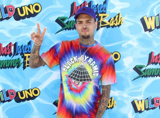 Chris Brown : Il s'achète une conduite… mais rate encore son coup !
