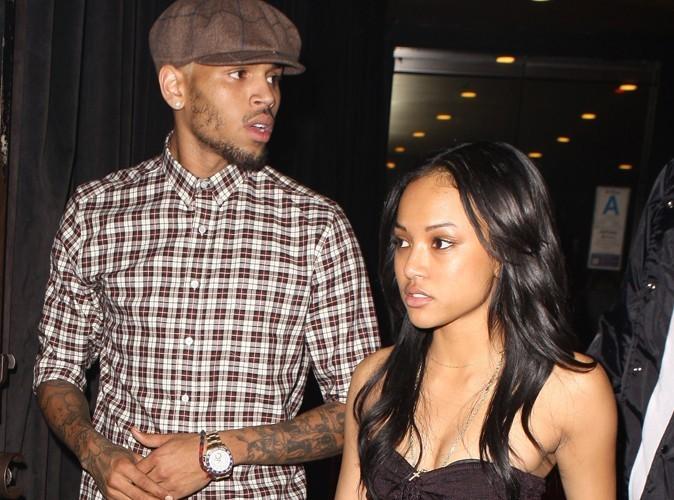 Chris Brown : il se serait rapproché de Karrueche Tran, son ex…