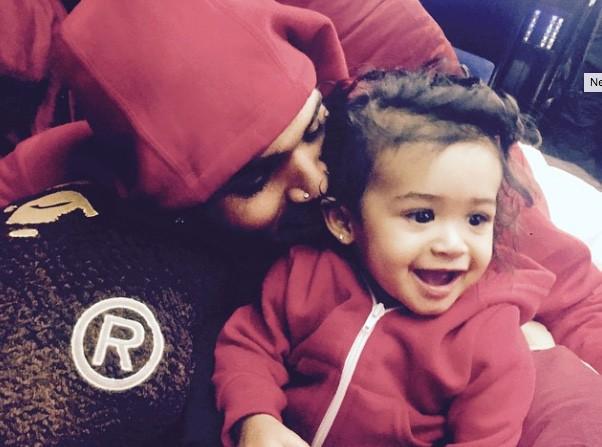 Chris Brown : pour les 1 an de sa fille, il se montre plus mature que jamais !