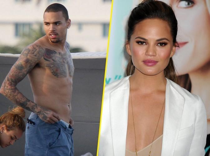 Chris Brown : ses fans envoient des menaces de mort à un mannequin !