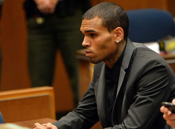 Chris Brown : son proc�s pour agression repouss� en juin !