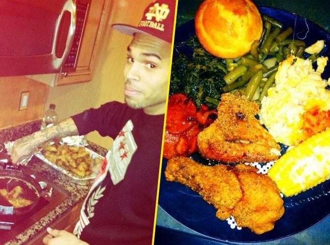 Chris Brown : un cordon bleu pour sa girlfriend...Et il fait quoi de Rihanna ?