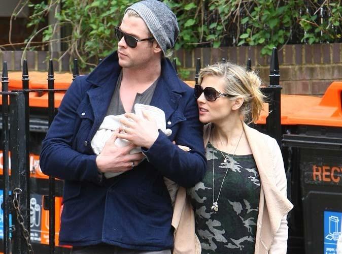 Chris Hemsworth et Elsa Pataky : la première photo de leur fille India !