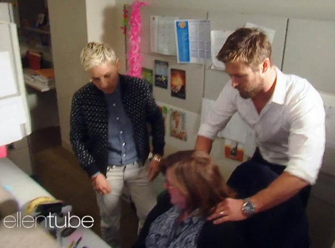 Chris Hemsworth : il a un ticket avec une secrétaire !