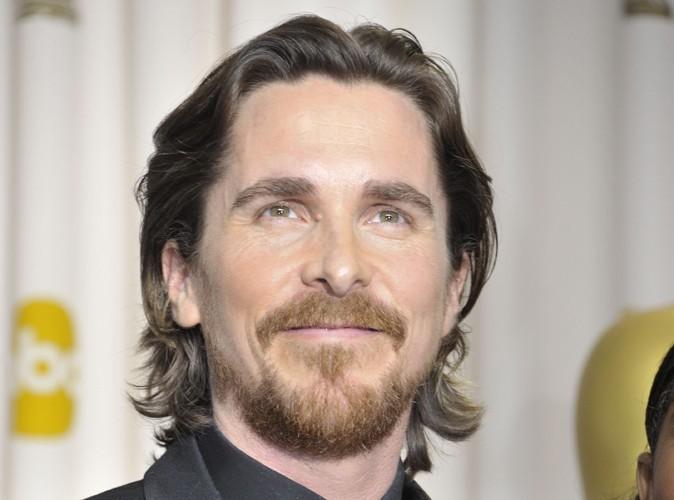 """Christian Bale : """"Batman n'est pas un personnage sain…"""""""