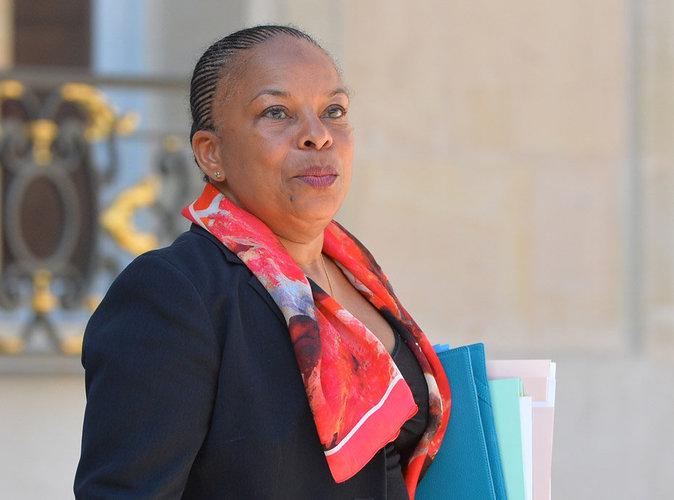 """Christiane Taubira : """"Je quitte le gouvernement sur un désaccord politique majeur"""""""