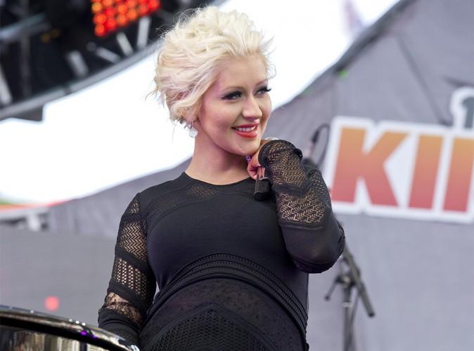 Christina Aguilera : après l'accouchement, la chanteuse voudrait poser nue pour Playboy !