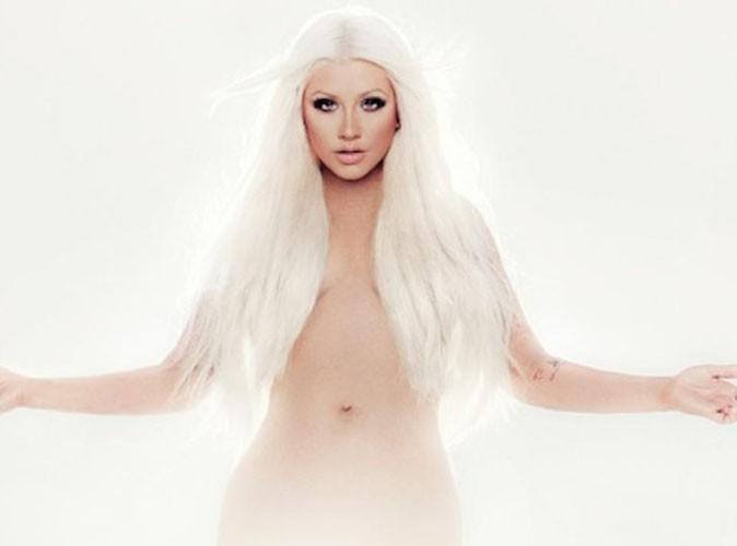 """Christina Aguilera : découvrez sa nouvelle ballade """"Blank Page""""  !"""