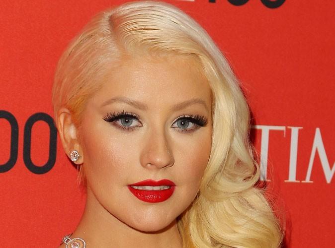 Christina Aguilera : elle a fêté ses 32 ans sur le plateau de The Voice !
