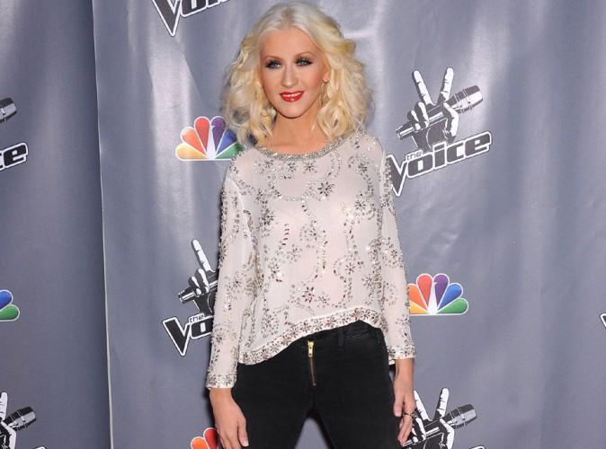 Christina Aguilera : elle récupère son fauteuil rouge dans The Voice US !