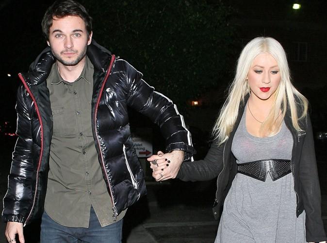 Christina Aguilera et son boyfriend arrêtés !