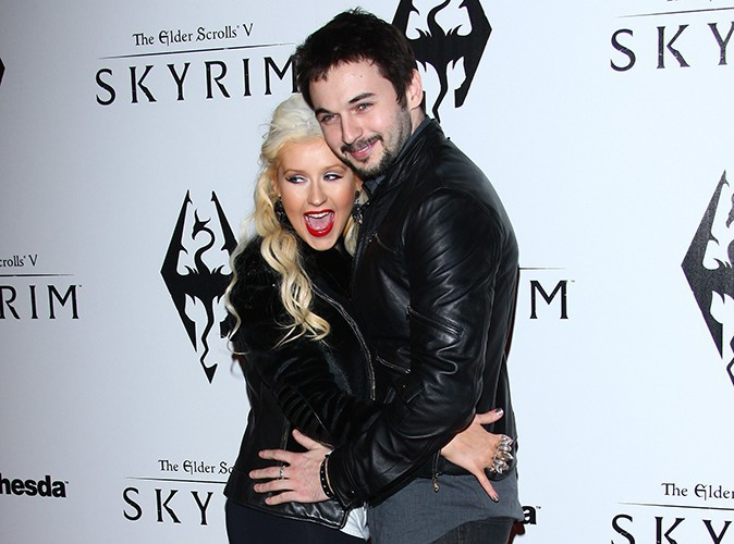 Christina Aguilera : fiancée à son chéri, Matthew Rutler !