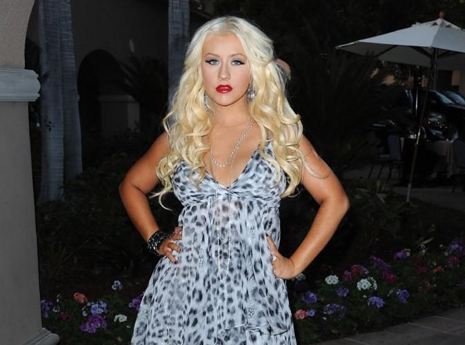 """Christina Aguilera : """"J'aime mon corps et mon petit ami aussi' !"""