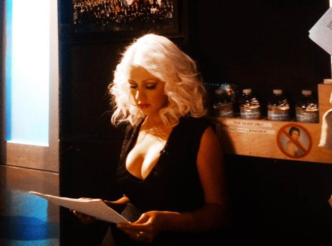 """Christina Aguilera : """"Je m'exprime de façon sexuelle"""" !"""