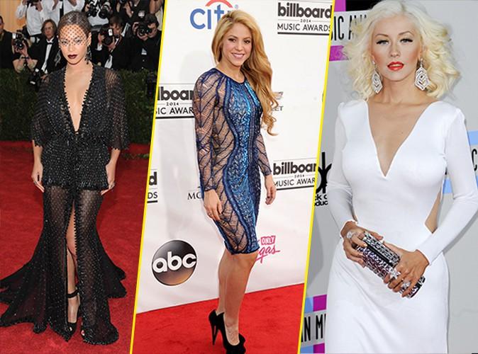 Christina Aguilera : jugée plus sexy que Beyoncé et Shakira par le classement Maxim 2014 !
