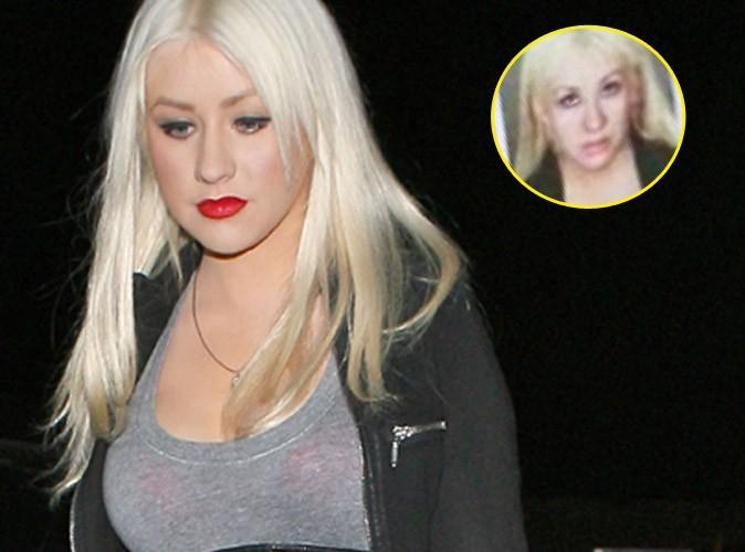 Christina Aguilera : les derniers détails de son arrestation !
